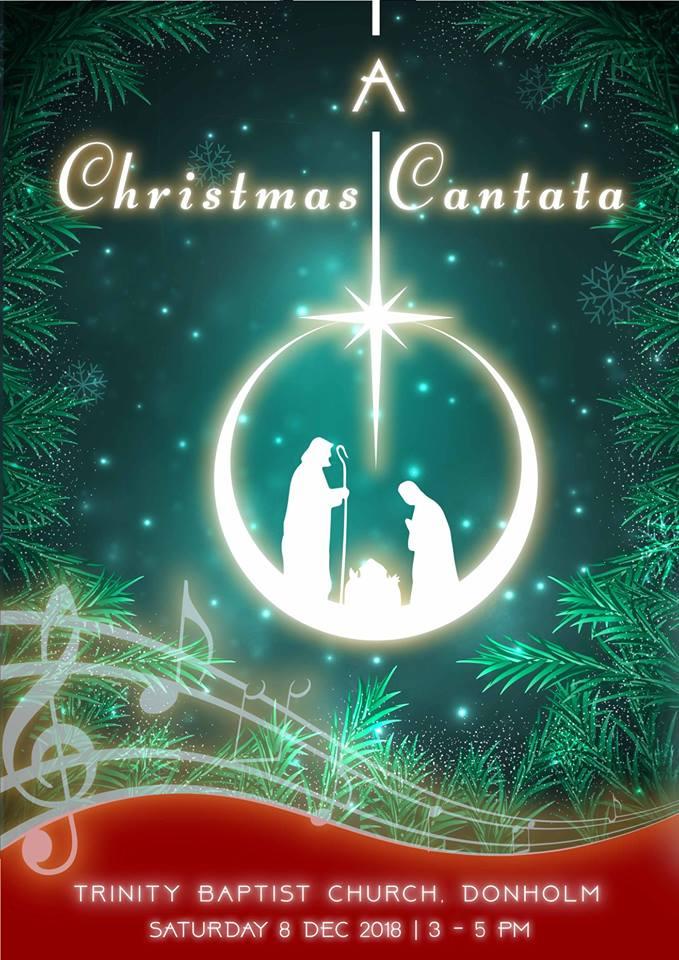 Christmas Cantata.2018 Christmas Cantata Trinity Baptist Church