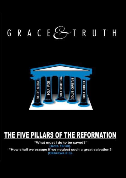 The Five Pillars of the Reformation – Trinity Baptist Church